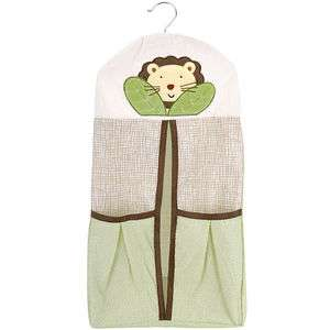 Just Born Sweet Safari Diaper Stacker