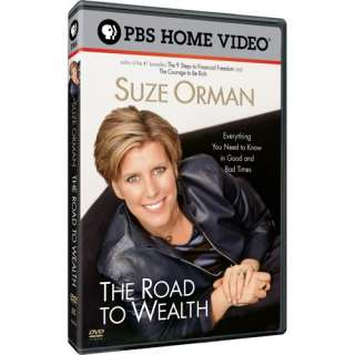 Suze Orman The Road To Wealth TV Shows