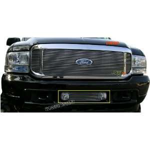 FORD F250 550 1 PC BUMPER BILLET GRILLE: Automotive
