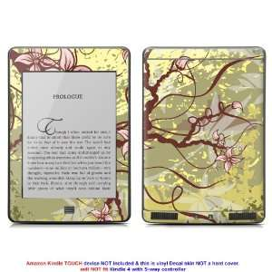 Kindle Touch (Matte Finish) case cover MAT KDtouch 446 Electronics