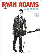 Ryan Adams Rock N Roll Guitar Tab Sheet Music Song Book
