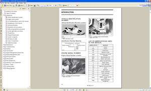 2006 Ski Doo Rev Service Manual CD GSX, GTX, MXZ Summit