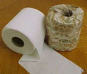 Toilet Tissue Paper 24 Roll Case