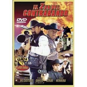 El Zar del Contrabando: Eric del Castillo, Eleazar Garcia
