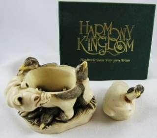 Harmony Kingdom MURPHYS LAST STAND Trinket Box MIB