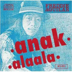 Philippine Music CD: Anak   Alaala: Freddie Aguilar: Music