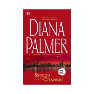Second Chances  EnamoredMystery Man (Hqn Romance) Diana Palmer