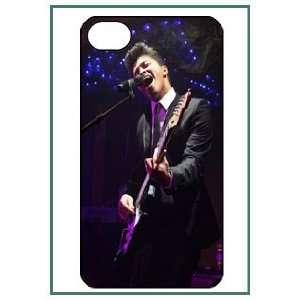 Bruno Mars iPhone 4 iPhone4 Black Designer Hard Case Cover
