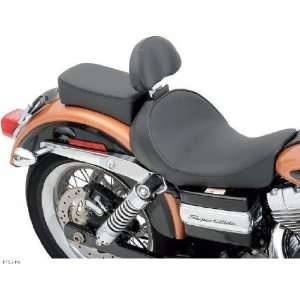 Drag Specialties Smooth Solo Front Motorcycle Seat For Harley Davidson