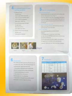 Good Quality New Water Distiller Pure Water Purifier Filter & Manual