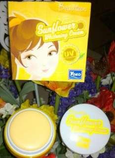 YOKO Beauteen Sun Flower Face Skin Whitening Cream 4g