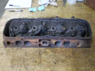 Big Block Chevy Cylinder Head 1970 396 454 Round Port 3964290