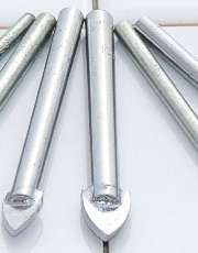 Super High Quality Tile & Glass Drills, Grout Rake, Tungsten Grit