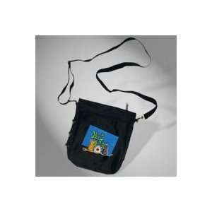 Lucky Pouch   Fruits Basket TV Logo   Black Everything