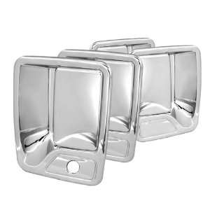 Spyder Auto Ford Excursion/Ford F250/F350 Super Duty 4Dr Chrome Door