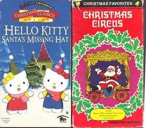 Hello Kitty   Santas Missing Hat & Christmas Circus