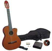 Professional Quality Classical Guitar Pack