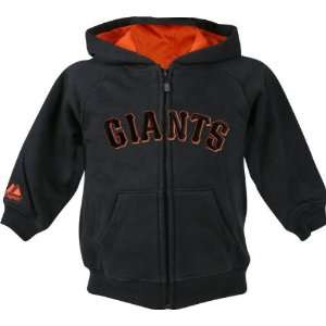 San Francisco Giants Kids 4 7 Genuine Collection Full Zip