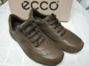 MENS ECCO CHECKPOINT TIE OXFORDS SHOES US 13 13.5 E 47