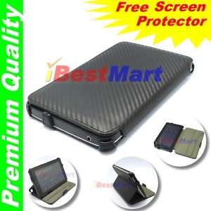 Screen Protector+Samsung Galaxy Tab Leather Case Stand