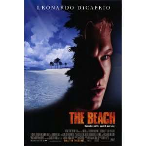 The Beach Movie Poster (11 x 17 Inches   28cm x 44cm