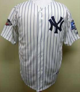 New York Yankees #42 Mariano Rivera 602 Saves Home Jersey