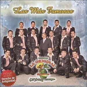 Mas Famosas, La Original Banda El Limon De Salvador Lizarraga Latin