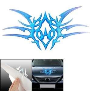 Vehicles Self Adhesive Blue Devil Design Decal Sticker Automotive