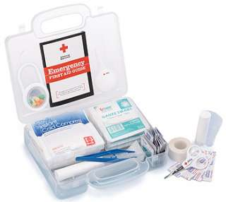 American Red Cross First Aid Kit   Learning Curve   Toys R Us