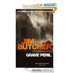 Grave Peril (Dresden Case Files) Jim Butcher  Kindle