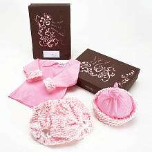 Bloomers Baby Girls The Birth Day Box Gift Set   Pink (0 3 Months