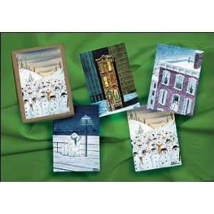 Charles Addams Christmas Cards Assortment: Office Products
