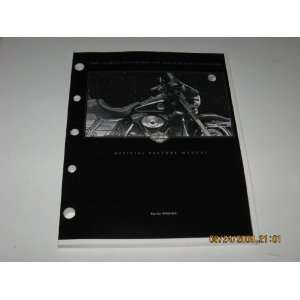 2001 Harley Davidson Touring Models Parts Catalog Harley