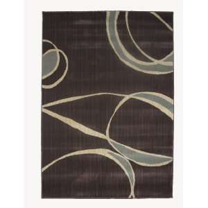LA Rug Inc RUCONC0508 1604/00 Concept Collection 5 Feet by 8 Feet Area