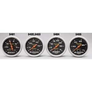 Auto Meter 5703 Mechanical Boost/Vacuum Gauge Automotive