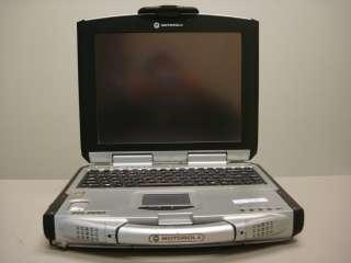 MOTOROLA ML900 Laptop Intel Pentium 4 M 1.7 Ghz, 512 MB RAM, 60 GB HD