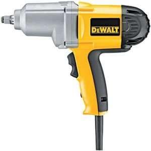 DeWalt 1/2 Heavy Duty Electric Impact Wrench with Hog