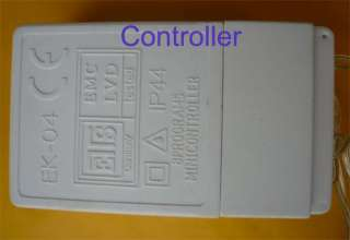 110V 10m 100 LED light multi colors strip + Controller