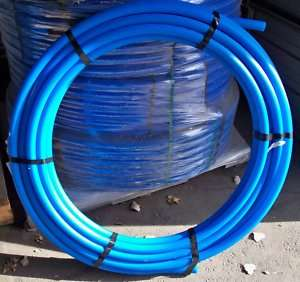 POLY PIPE 200 PSI FOR WATER WELL PUMP INSTALLATION