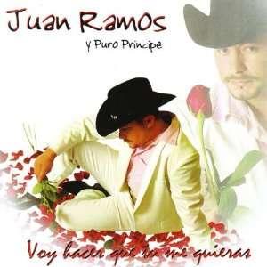 Voy Hacer Que Tu Me Quieras: Juan Ramos Y Puro Principle: Music