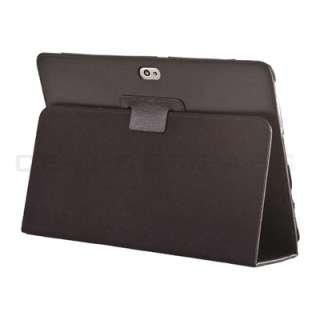 Leather Case Cover Stand For Asus Eee Pad Transformer Prime TF201