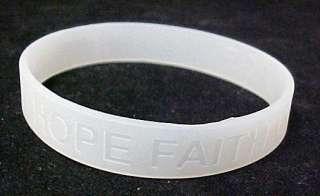 Multiple Sclerosis Bracelets Translucent 6 pc Lot New