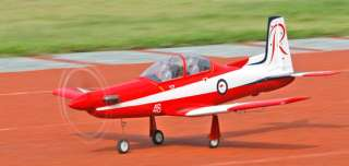 PC 9   RTF RC Trainer Airplane 4 Channel 2.4GHz Radio System Included