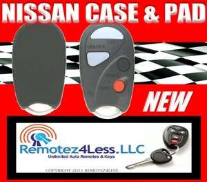 NEW NISSAN SENTRA REMOTE KEY KEYLESS ENTRY FOB REPLACEMENT SHELL CASE