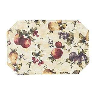 Vinyl Placemat  Essential Home For the Home Linens Placemats
