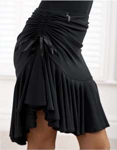 NEW Latin salsa tango rumba Cha cha Ballroom Dance Dress #S8101 skirt