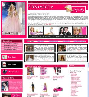 website features attractive design the featured blogs are designed by