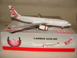 Phoenix 400 Virgin Australia A330 200 VH XFB Free S&H