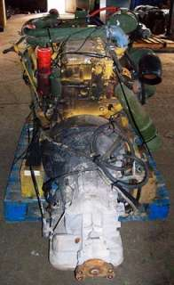6L Turbo Diesel Engine w/ AT1545P Allison Auto Transmission