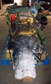 6L Turbo Diesel Engine w/ AT1545P Allison Auto Transmission